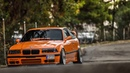Slammed E36 M3 By K8 Car Photography
