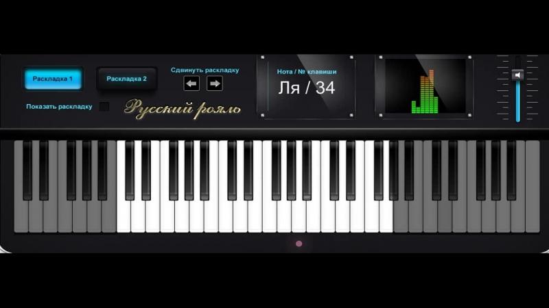 Тема из pharaoh -- СКР СКР СКР на пианино (prod. Yung Hellboy)