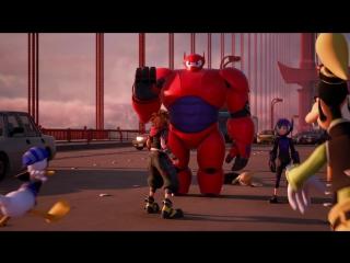 KINGDOM HEARTS III  Big Hero 6 Trailer