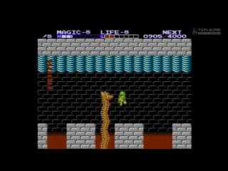 GameCenter CX#210 - Zelda II The Adventure of Link.Part 2 [720p 60fps]