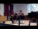 Н Богословский Темная ночь Исполняет ученик 5 класса Гамов Виктор с преподавателем Картвелишвили Е Г