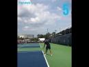 Ник Кириос пародирует подачи других теннисистов Часть 2 Торонто 2018 Betting good tennis