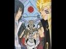 Indra, Madara, Sasuke 'd Ashura, Hashirama, Naruto [[ A M V ]] Rise