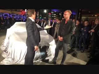 Презентация | Новая машина Audi для «Мстителей 4»