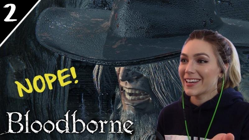 спс. Солнышко love . Буду ждать следующий Nope! | Bloodborne Pt. 2 | Marz Plays
