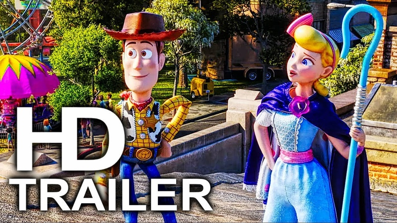 TOY STORY 4 Trailer 3 NEW Super Bowl (2019) Disney Animated Movie HD