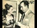 Judy Garland Vincente Minnelli in