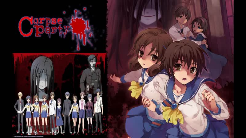 Level 38 Corpse Party Blood Covered Psp Pc OST Mens Toilet Extended