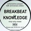 """9.06   BREAKBEAT KNOWLEDGE   """"ВОЛНА"""""""
