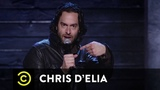 What Drunk Girls Are Really Like - Chris DElia White Male. Black Comic.