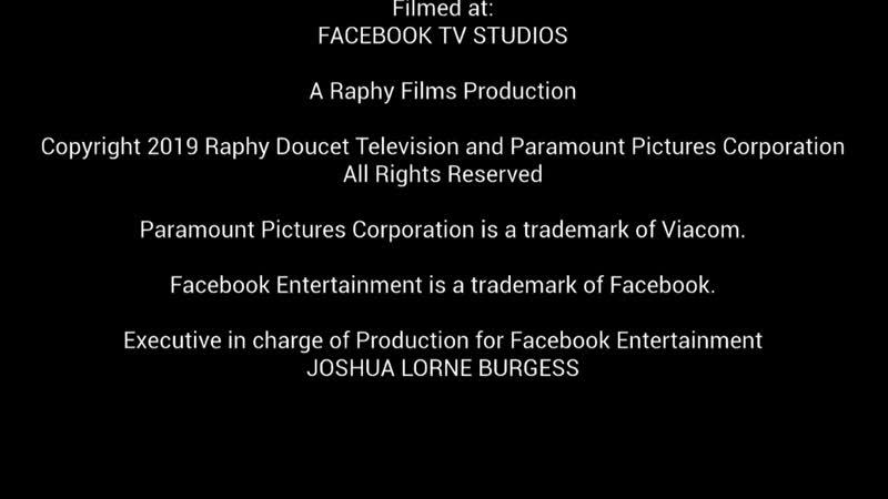 DC Comics Fan 2004s Facebook Live Video Show End Credits (2019)