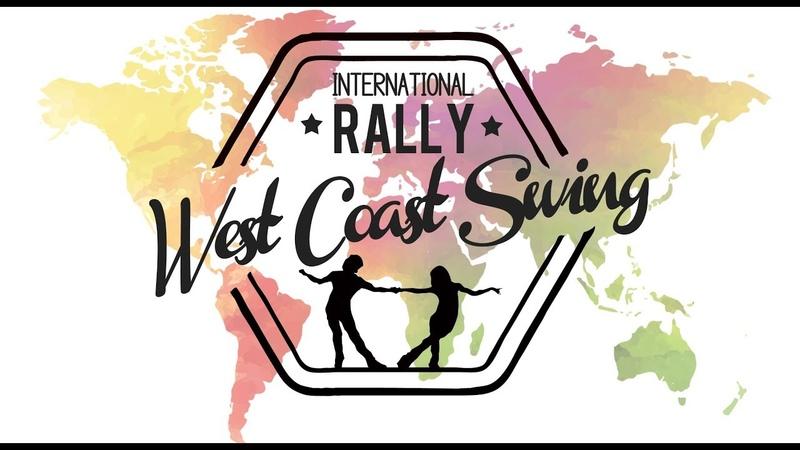 Routine - International Rally West Coast Swing 2018