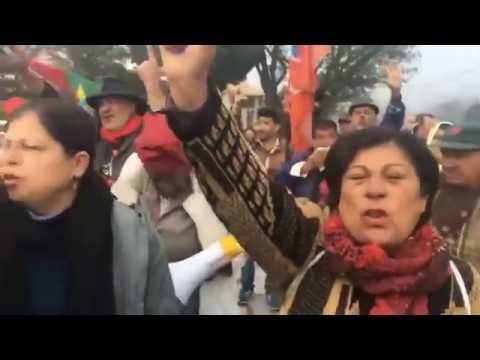 Agora: Heróis da resistência dão Bom Dia ao Companheiro Lula!