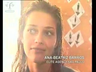 Fashion TV FTV - MODELS TALK - ANA-BEATRIZ BARROS