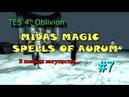 TES 4 Oblivion Магия Мидаса 7 Планы земли и святых барыг