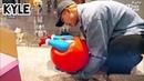 [Озвучка by Kyle] Студия Намджуна и комната Хосока/ Оператор Чонгук/ Отрывок из ComeBack Show