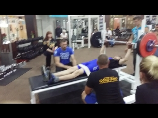 Областные паралимпийские соревнования по пауэрлифтингу (11.07.18) часть 2