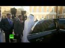 Получше, чем твой Mercedes! Владимир Путин показал принцу Абу-Даби свой новый лимузин «Кортеж»