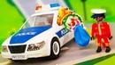 Мультики для детей. Петрович и Медведь Мишка строят цветной дом. Полицейские машинки в Лего городе