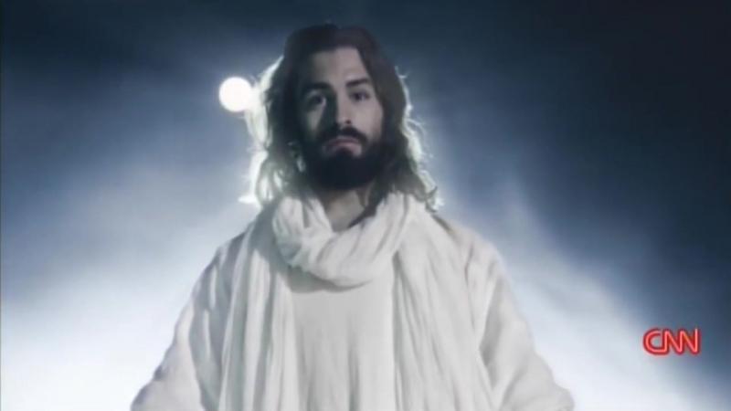Красивая христианская песня о Любви Иисуса Христа. Я возлюбил тебя... Дарина Кочанжи.