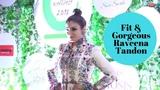 Raveena Tandon At Asia Spas Fit &amp Fabulous Awards 2018