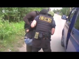 ФСБ задержала в Смоленской области члена запрещенной в России террористической группировки ИГИЛ
