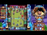 CWA Mobile Gaming UNREAL! 20 WIN HOG FREEZE DECK FLAWLESS GAMEPLAY
