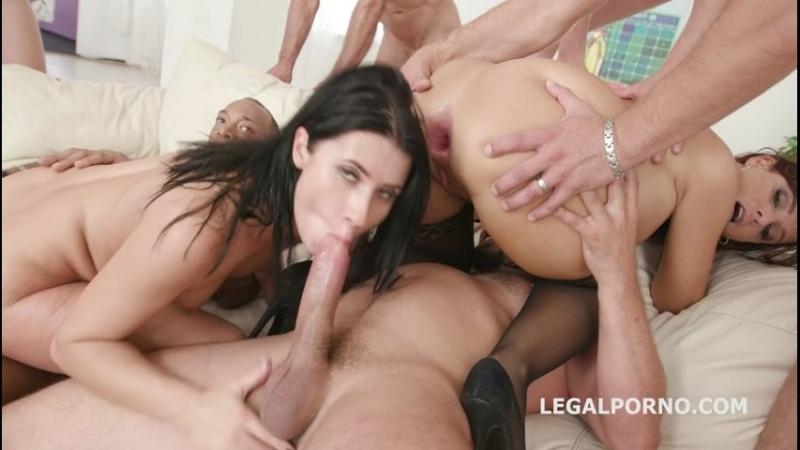 Жесткая групповушка Good morning Ms Black Part 2! Nicole Black Syren De Mer Balls Deep Anal, DAP GAPE ATOGM Fisting porno