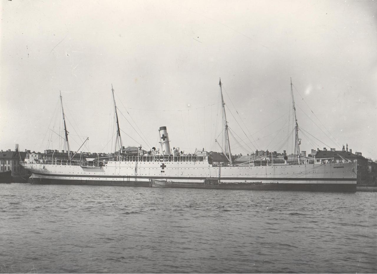Госпитальное судно «Народоволец»