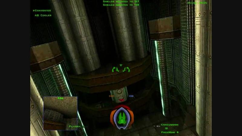 Descent 3 Mercenary Level 1 Part 2
