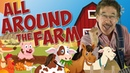 All Around the Farm | Directional Words Spatial Concepts | Learning Song for Kids | Jack Hartmann