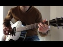 Babe iam gonna leave you/Led Zepplin/Ben-T-Zik ROCK guitar cover12 TABPDF BEN-T-ZIK ON WEBSITE
