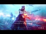 Тизер трейлера Battlefield V с Gamescom 2018.