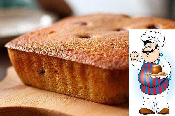 Манник — очень вкусный пирог для ваших деток