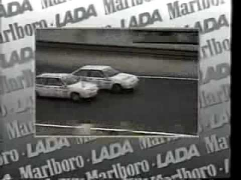 Comercial Desafío Marlboro-Lada 1988