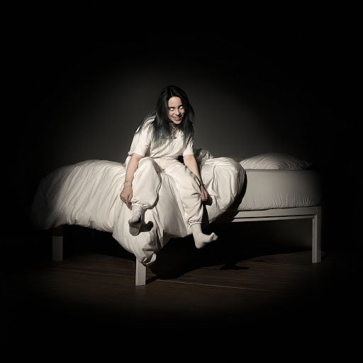Billie Eilish альбом WHEN WE ALL FALL ASLEEP, WHERE DO WE GO?