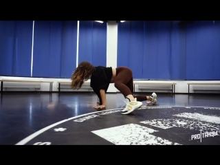 Dancehall female by Olya BamBitta - SOLO//Konshens -Dancefloor