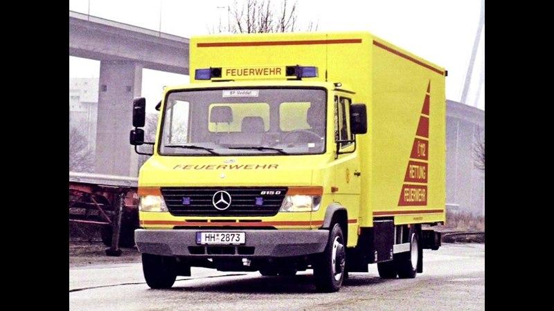 Mercedes Benz Vario 815 D Ludewig GW RD Br 670 2005