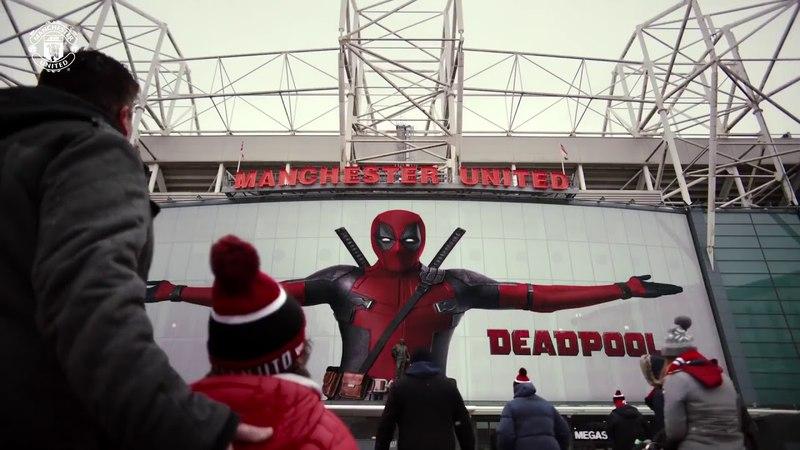 Deadpool 2 | Mercenário pede ajuda do Manchester United para derrotar Vingadores Guerra Infinita