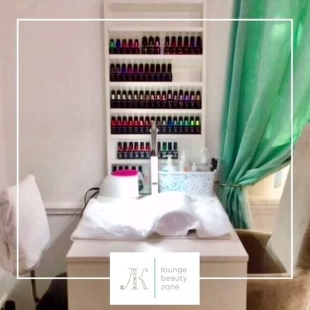 МаникюрⓂ️ТульскаяⓂ️Шаболовская on Instagram ⚜️Наш кабинет становится все уютнее ⚜️Купили полочку для гель лаков 💠 У нас огромный выбор цветов ге