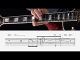 ZZ Top - Legs - Guitar Lesson - Chords