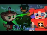 SFM DAGames Medley (Happy Birthday Will!! 3)