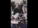 VIDEO Liam saluant les fans au MaliaRapture aujourd'hui à Bali ️ 01.09 via jevaxo sur IG
