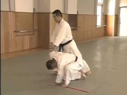 Shomen Uchi Yonkajo Osae 1