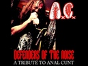 V A Defenders Of The Noise A Tribute to Anal Cunt Full Album