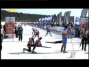 Югорский лыжный марафон - в Ханты-Мансийске