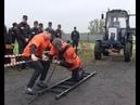 Ярославские заключенные соревновались в силе и выносливости