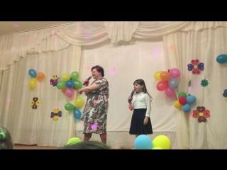 Песня в исполнении Никитиной Ольги и Гагариной Катюши!