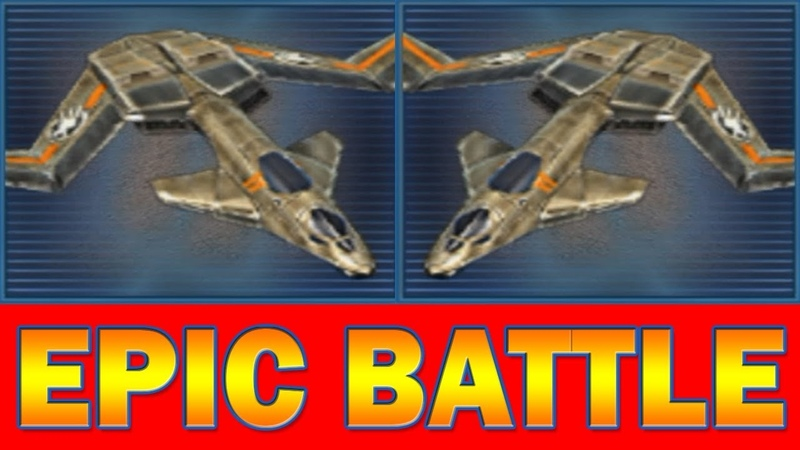 ZOCOM Firehawk vs GDI Firehawk - Epic Battle