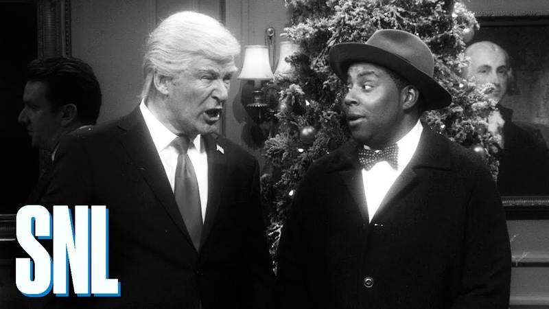 It's a Wonderful Trump Cold Open - SNL